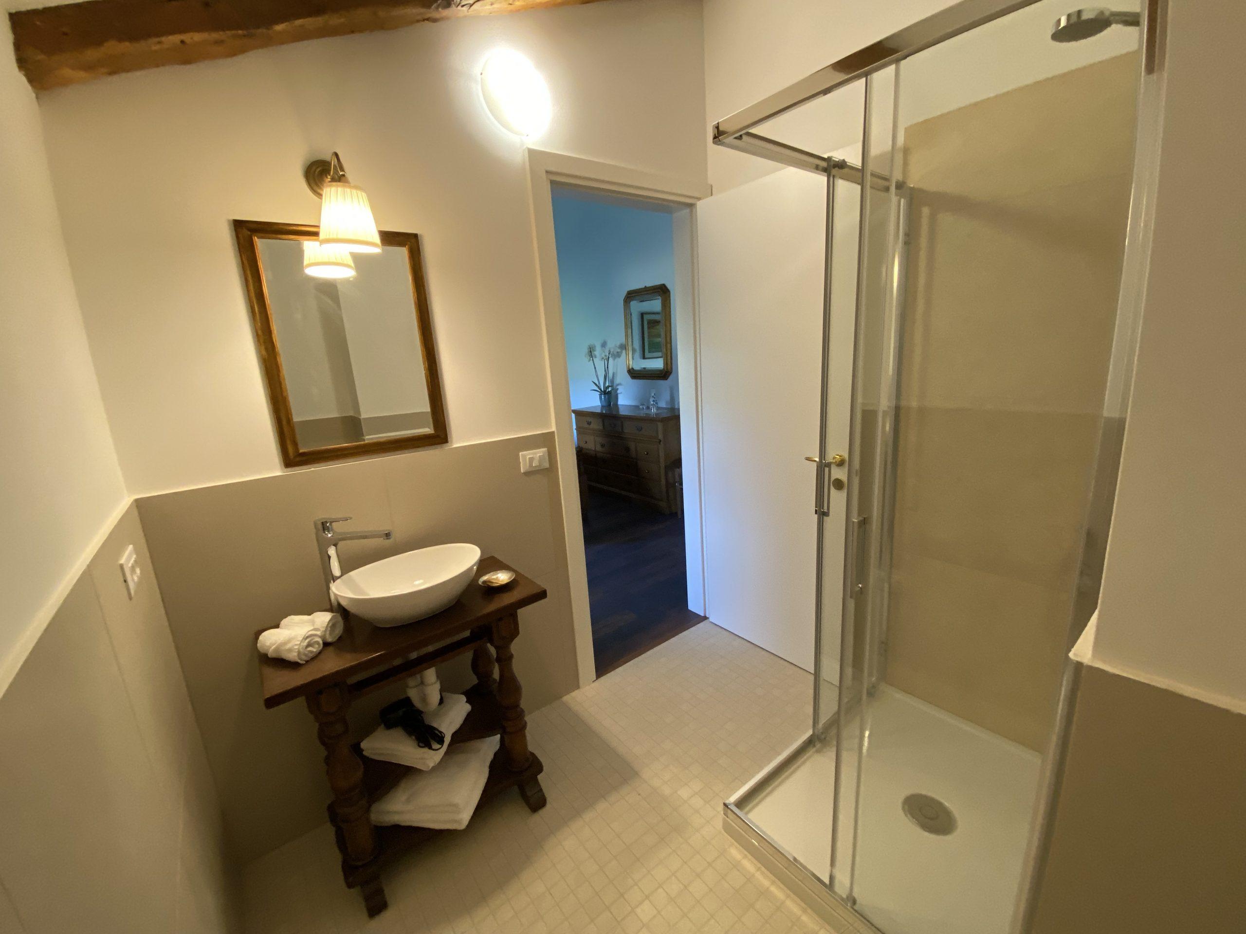 Badezimmer Aufnahme