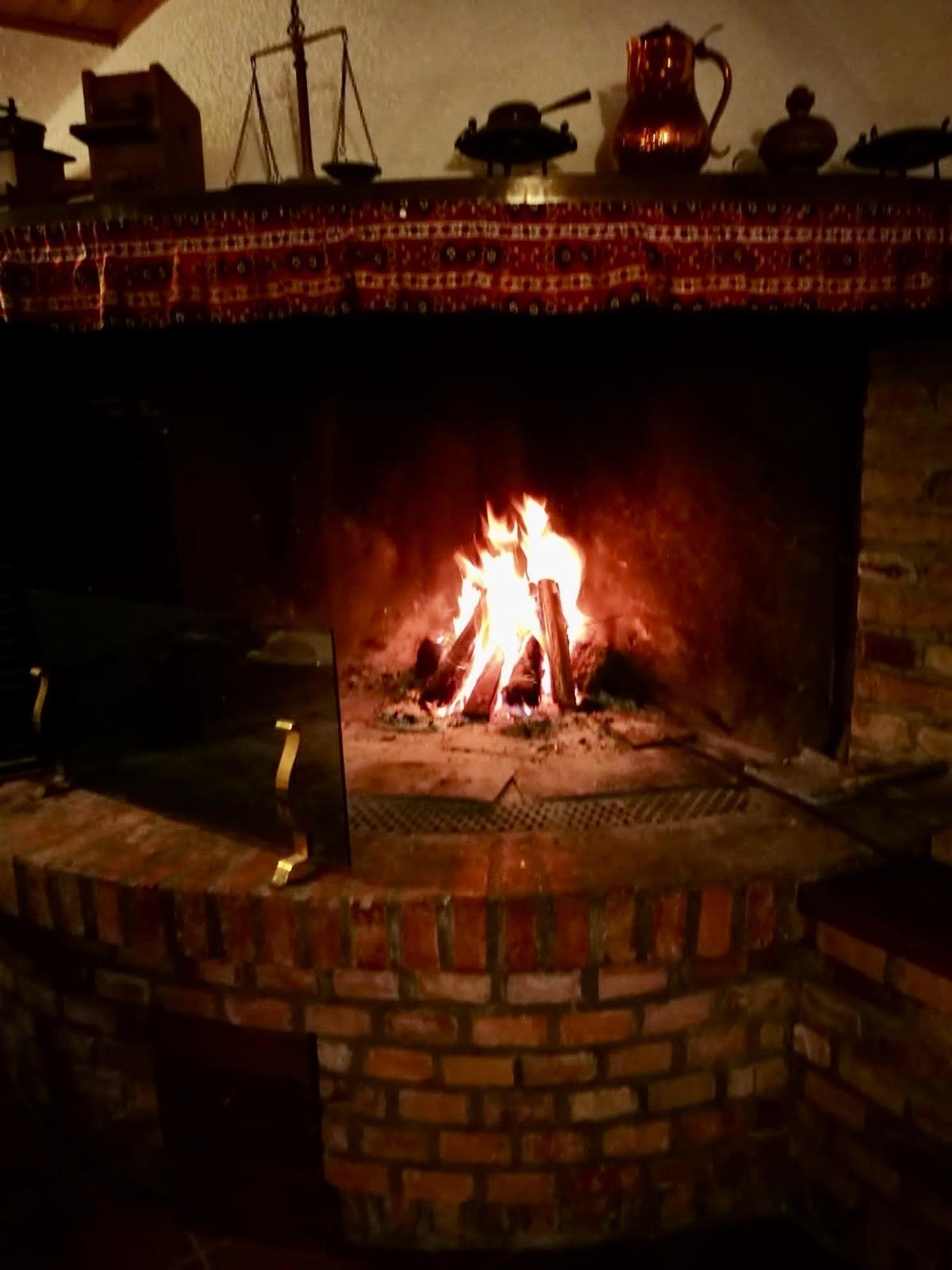 Brotbackofen in der Taverne